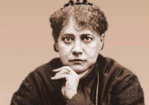 Елена Петровна Блаватская - фото