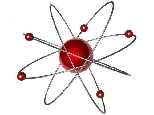 Схема атома