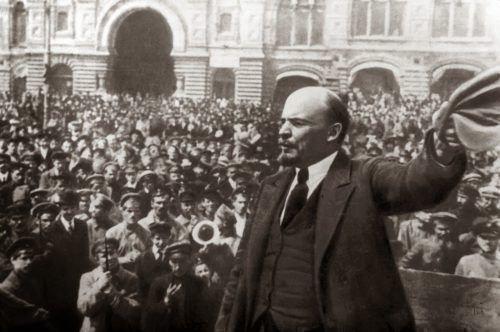 Фото Ленина