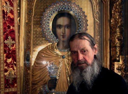 Старец схиархимандрит Иона (Иона Одесский)