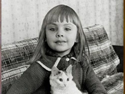 Джулия Ванг в детстве