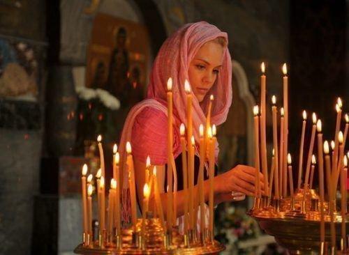 Молитва перед обряда на успех