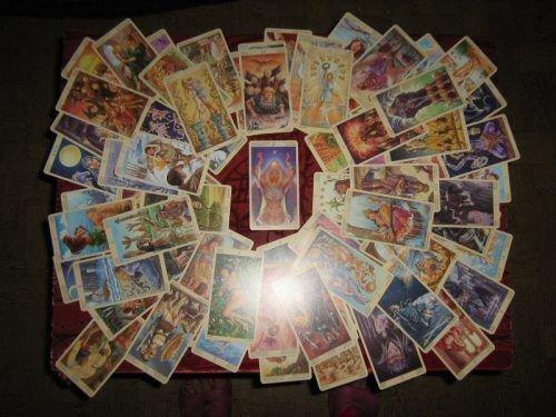 Таро Союз Богинь галереи, значение карт, расклады, гадание, толкование