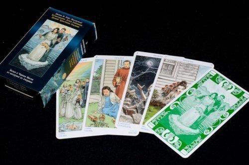 Языческое таро черной и белой магии: значение карт, галерея, расклады