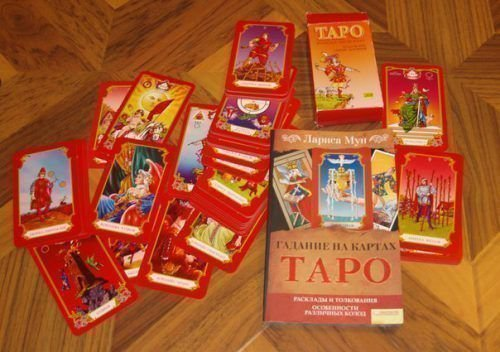 Таро Логинова галереи, гадание, описание колоды, расклады, значение карт