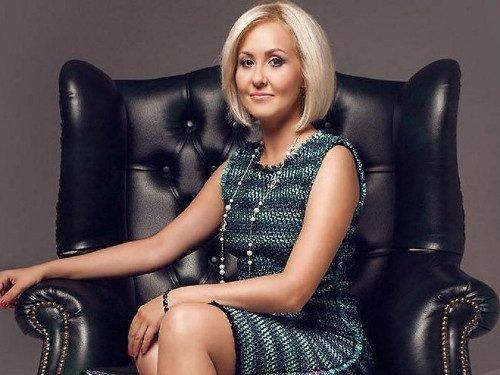 Женщина-астролог Володина Василиса