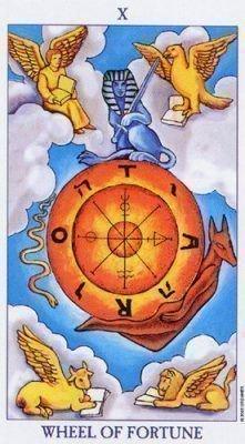 Карта Колесо фортуны
