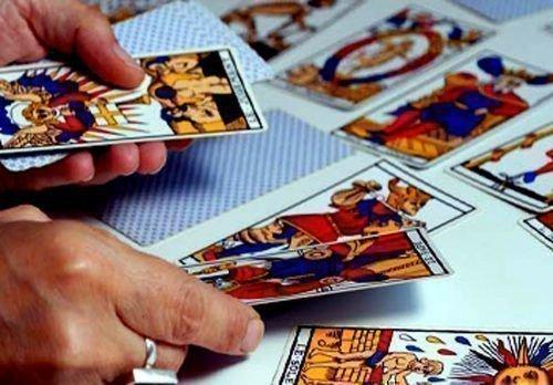 Как активируют карты таро мастера