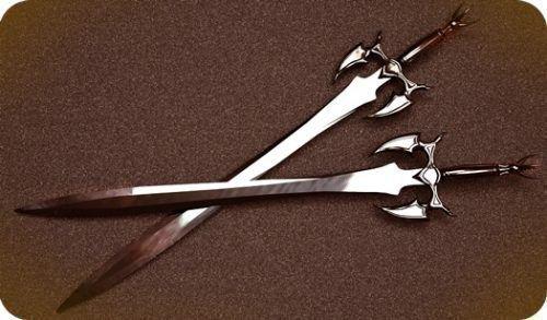 Двойка мечей