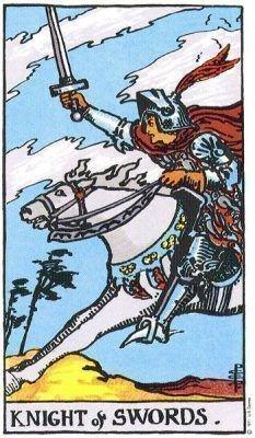 Рыцарь мечей значение