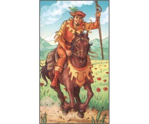 Рыцарь жезловых таро: значение в отношениях, сочетание с другими картами
