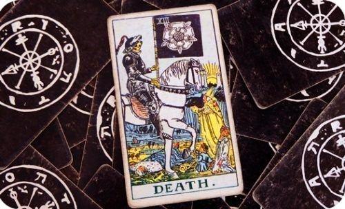 Смерть: значение Старшего Аркана Таро