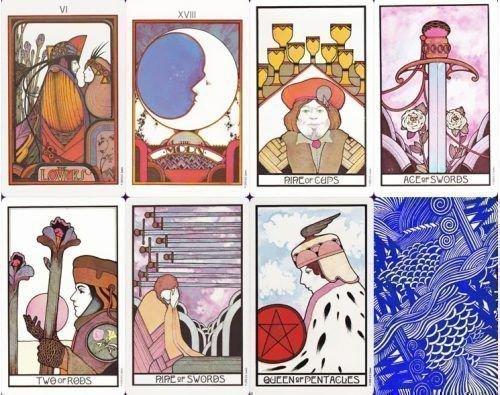 Таро эпохи водолея: значение карт, расклады