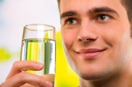 Поможет заговоренная вода