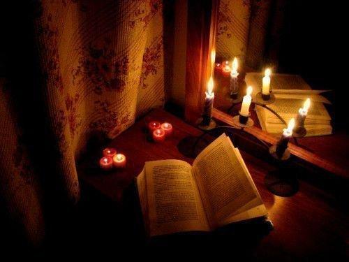 Свечи, книга