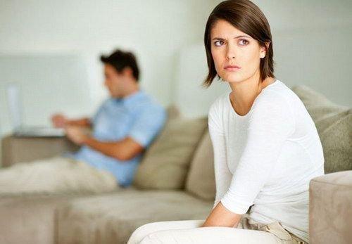 Жена и муж