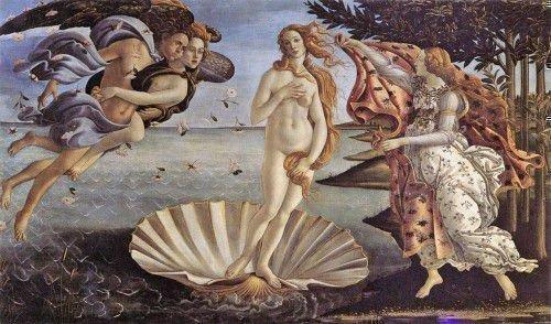 Богиня любви - Венера