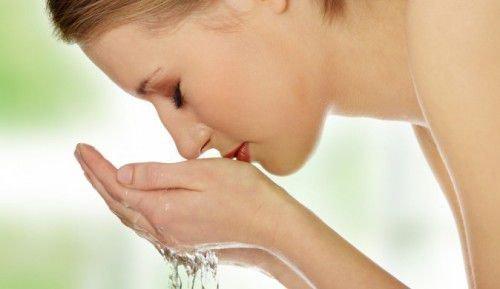 Вода после мытья икон