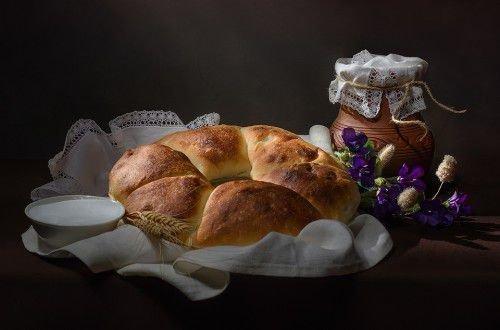 Хлеб да соль
