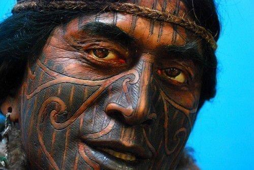 Племя Маори