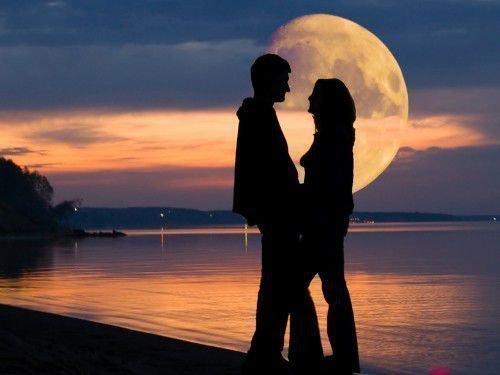 Ритуалы в полнолуние на любовь