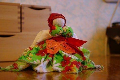 Вепсская куколка история