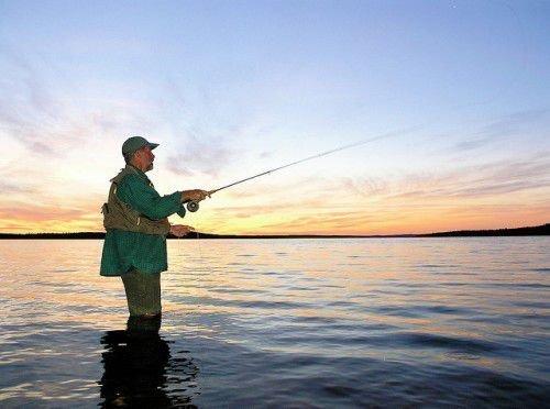 Заговор на ловлю рыбы