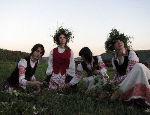 Ритуал на выбор богини Весны