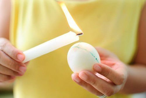 Ритуалы с яйцом на Пасху