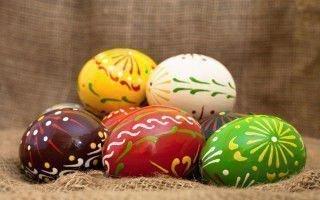 Обряды в субботу перед Пасхой