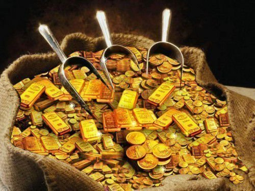 Получить большое вознаграждение и быстро стать богатым