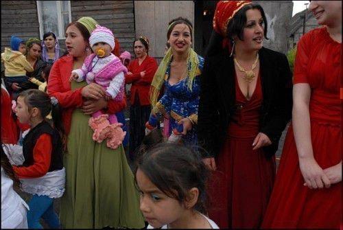 Цыганские женщины