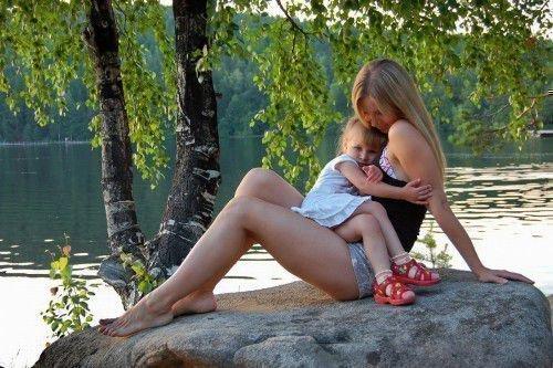 Материнская лббовь