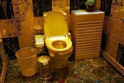 Ззаговор в туалете