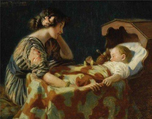 Заговоры над кроваткой малыша