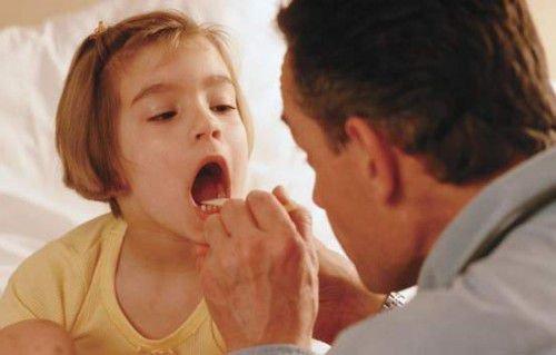 Заболевания горля