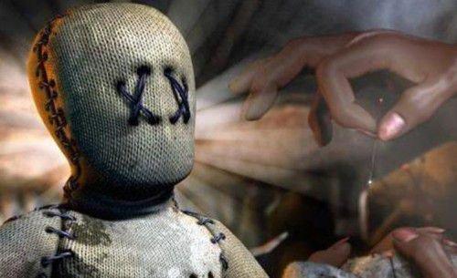 кукла вуду