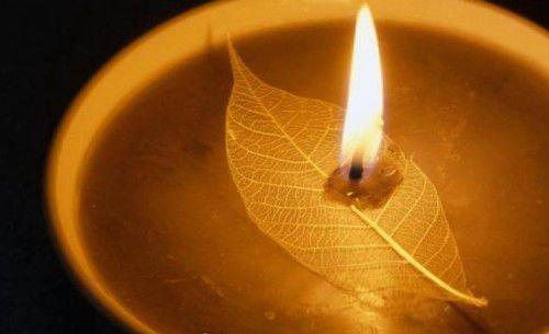 Догорает свеча