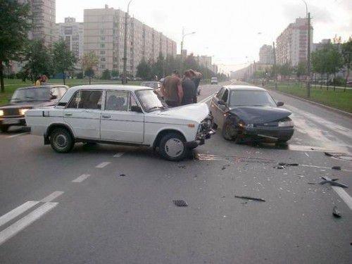 Авто авария