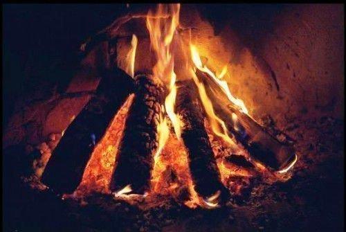 Заговор на огонь