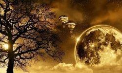 Отворот на убывающую луну от соперницы