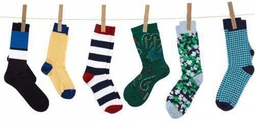 Для приворота нужно купить новые мужские носки