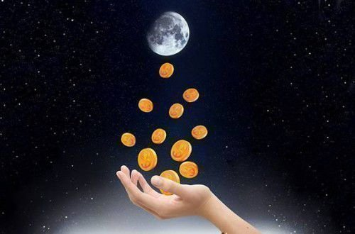 Обряд для привлечения и увеличения денег с помощью Луны