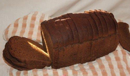 Ржаный ломтик хлеба для приворота