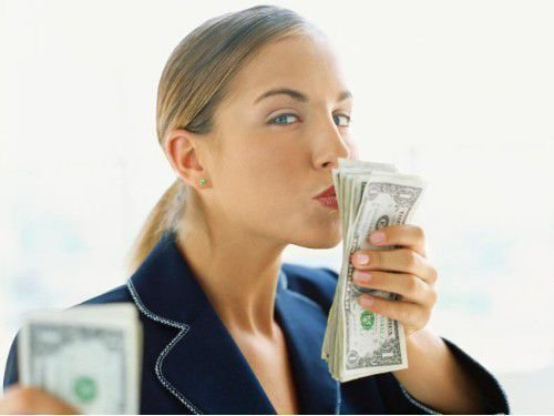 Шепоток на деньги