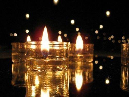 Заговор со свечами на любовь