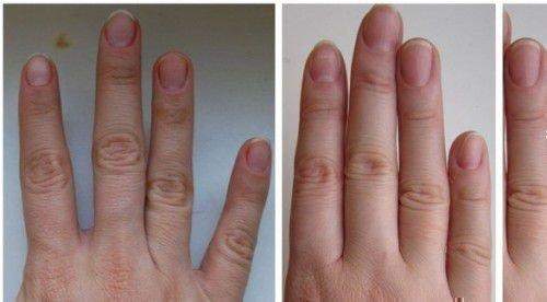 Безымянный палец отвечает за любовь