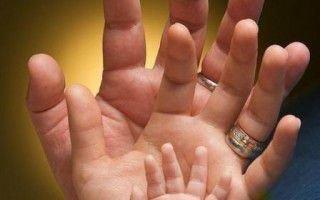 Пальцы рук расскажут о характере