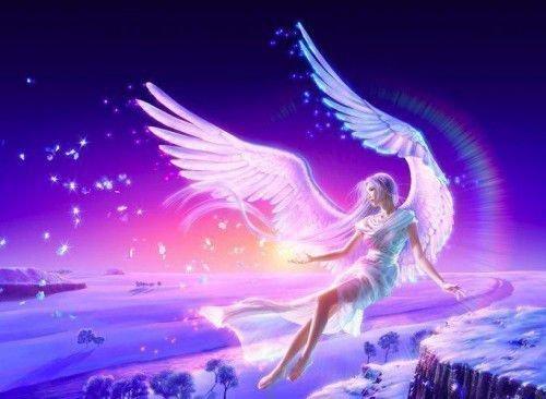 «Крыло Ангела» – самый красивый расклад Таро
