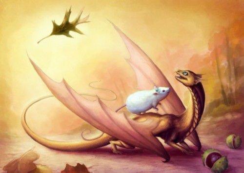 Крыса и Дракон гармоничная пара